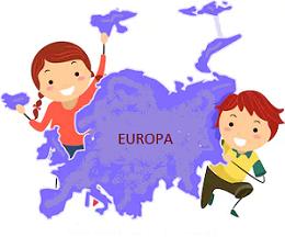 """"""" W Polsce mieszkamy, ale nasz kontynent Europę dobrze znamy i Europejczykami dumnie się nazywamy"""" – zajęcie edukacyjne dla wszystkich przedszkolaków"""