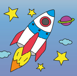 """"""" Wycieczka w kosmos – poznajemy zawód kosmonauty """" – zajęcie edukacyjne w ramach Innowacji Pedagogicznej."""